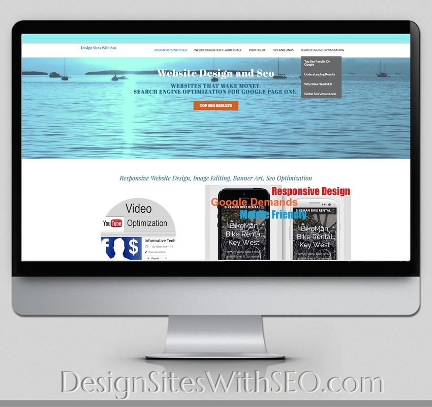 Design Sites with Seo